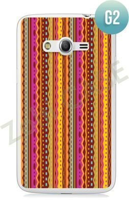 Etui Zolti Ultra Slim Case - Samsung Galaxy Core LTE - Girls Stuff - Wzór G2