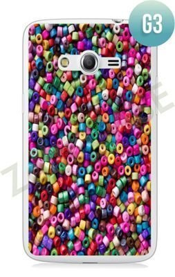 Etui Zolti Ultra Slim Case - Samsung Galaxy Core LTE - Girls Stuff - Wzór G3
