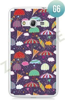 Etui Zolti Ultra Slim Case - Samsung Galaxy Core LTE - Girls Stuff - Wzór G6