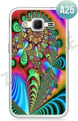 Etui Zolti Ultra Slim Case - Samsung Galaxy Core Prime - Abstract - Wzór A25