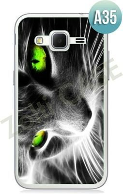 Etui Zolti Ultra Slim Case - Samsung Galaxy Core Prime - Abstract - Wzór A35