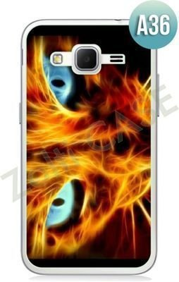 Etui Zolti Ultra Slim Case - Samsung Galaxy Core Prime - Abstract - Wzór A36