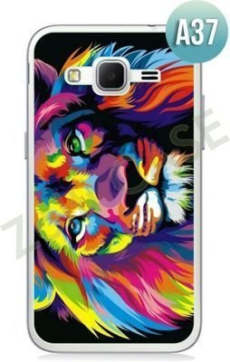 Etui Zolti Ultra Slim Case - Samsung Galaxy Core Prime - Abstract - Wzór A37