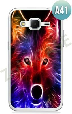 Etui Zolti Ultra Slim Case - Samsung Galaxy Core Prime - Abstract - Wzór A41