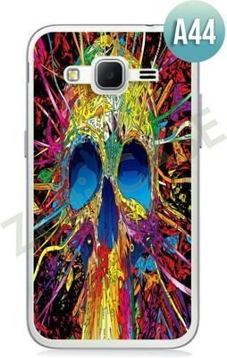Etui Zolti Ultra Slim Case - Samsung Galaxy Core Prime - Abstract - Wzór A44