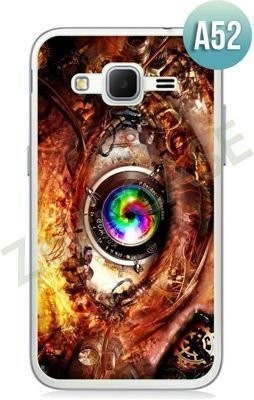 Etui Zolti Ultra Slim Case - Samsung Galaxy Core Prime - Abstract - Wzór A52