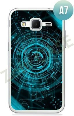 Etui Zolti Ultra Slim Case - Samsung Galaxy Core Prime - Abstract - Wzór A7