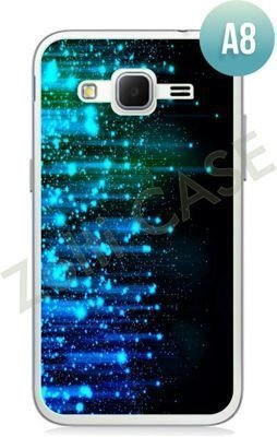 Etui Zolti Ultra Slim Case - Samsung Galaxy Core Prime - Abstract - Wzór A8