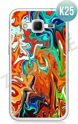 Etui Zolti Ultra Slim Case - Samsung Galaxy Core Prime - Colorfull - Wzór K25