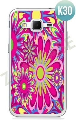 Etui Zolti Ultra Slim Case - Samsung Galaxy Core Prime - Colorfull - Wzór K30