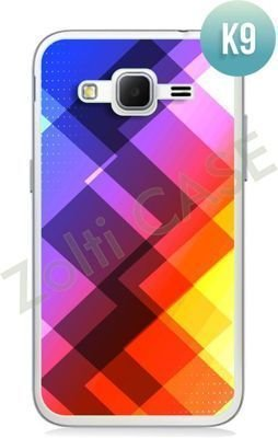 Etui Zolti Ultra Slim Case - Samsung Galaxy Core Prime - Colorfull - Wzór K9