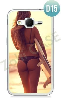 Etui Zolti Ultra Slim Case - Samsung Galaxy Core Prime - Erotic - Wzór D15