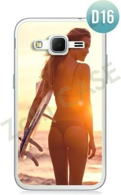 Etui Zolti Ultra Slim Case - Samsung Galaxy Core Prime - Erotic - Wzór D16