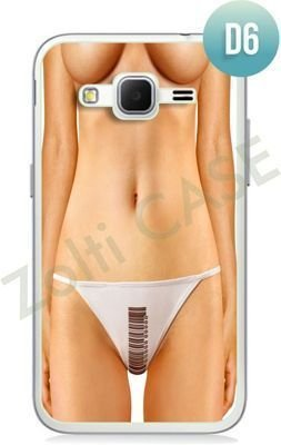 Etui Zolti Ultra Slim Case - Samsung Galaxy Core Prime - Erotic - Wzór D6