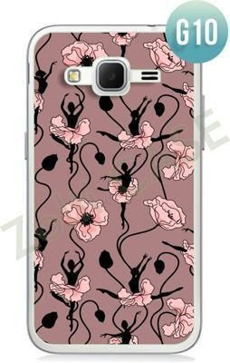 Etui Zolti Ultra Slim Case - Samsung Galaxy Core Prime - Girls Stuff - Wzór G10