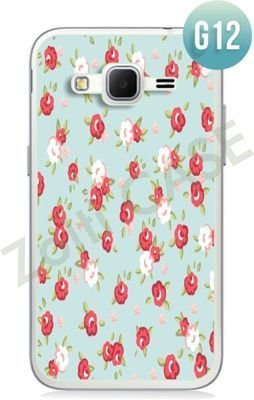 Etui Zolti Ultra Slim Case - Samsung Galaxy Core Prime - Girls Stuff - Wzór G12