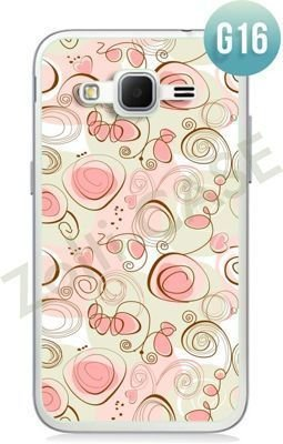 Etui Zolti Ultra Slim Case - Samsung Galaxy Core Prime - Girls Stuff - Wzór G16