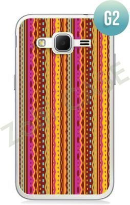 Etui Zolti Ultra Slim Case - Samsung Galaxy Core Prime - Girls Stuff - Wzór G2