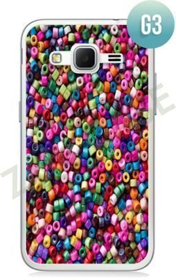 Etui Zolti Ultra Slim Case - Samsung Galaxy Core Prime - Girls Stuff - Wzór G3