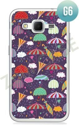 Etui Zolti Ultra Slim Case - Samsung Galaxy Core Prime - Girls Stuff - Wzór G6