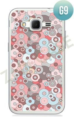 Etui Zolti Ultra Slim Case - Samsung Galaxy Core Prime - Girls Stuff - Wzór G9