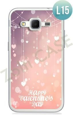 Etui Zolti Ultra Slim Case - Samsung Galaxy Core Prime - Romantic - Wzór L15