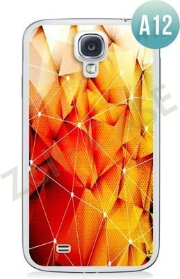 Etui Zolti Ultra Slim Case - Samsung Galaxy S4 - Abstract - Wzór A12