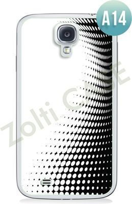 Etui Zolti Ultra Slim Case - Samsung Galaxy S4 - Abstract - Wzór A14