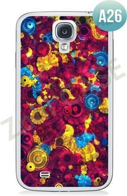 Etui Zolti Ultra Slim Case - Samsung Galaxy S4 - Abstract - Wzór A26