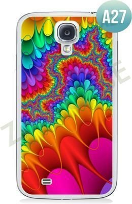 Etui Zolti Ultra Slim Case - Samsung Galaxy S4 - Abstract - Wzór A27