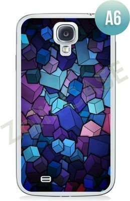 Etui Zolti Ultra Slim Case - Samsung Galaxy S4 - Abstract - Wzór A6