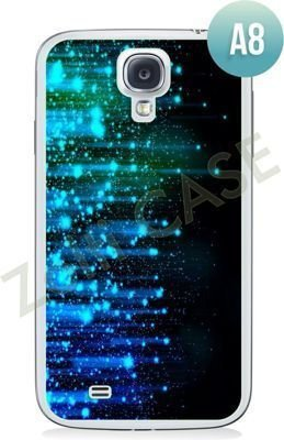 Etui Zolti Ultra Slim Case - Samsung Galaxy S4 - Abstract - Wzór A8