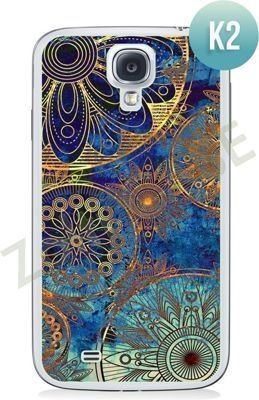 Etui Zolti Ultra Slim Case - Samsung Galaxy S4 - Colorfull- Wzór K2