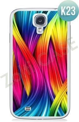 Etui Zolti Ultra Slim Case - Samsung Galaxy S4 - Colorfull - Wzór K23