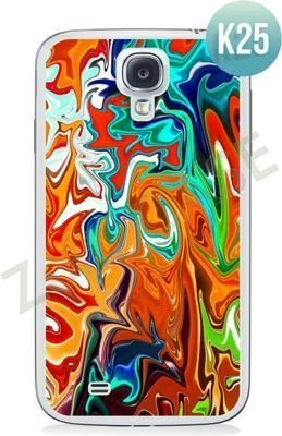 Etui Zolti Ultra Slim Case - Samsung Galaxy S4 - Colorfull - Wzór K25