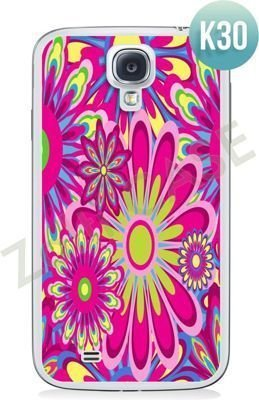 Etui Zolti Ultra Slim Case - Samsung Galaxy S4 - Colorfull - Wzór K30