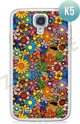 Etui Zolti Ultra Slim Case - Samsung Galaxy S4 - Colorfull - Wzór K5