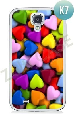 Etui Zolti Ultra Slim Case - Samsung Galaxy S4 - Colorfull - Wzór K7