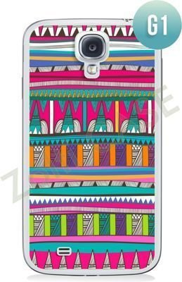 Etui Zolti Ultra Slim Case - Samsung Galaxy S4 - Girls Stuff - Wzór G1