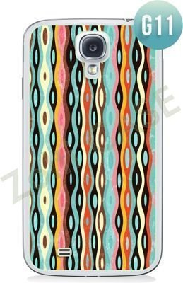Etui Zolti Ultra Slim Case - Samsung Galaxy S4 - Girls Stuff - Wzór G11