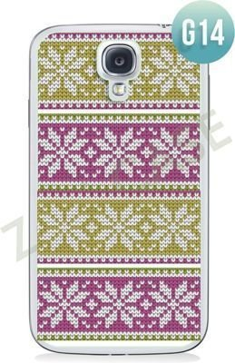 Etui Zolti Ultra Slim Case - Samsung Galaxy S4 - Girls Stuff - Wzór G14