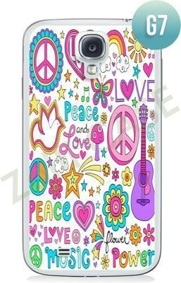Etui Zolti Ultra Slim Case - Samsung Galaxy S4 - Girls Stuff - Wzór G7
