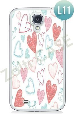 Etui Zolti Ultra Slim Case - Samsung Galaxy S4 - Romantic - Wzór L11