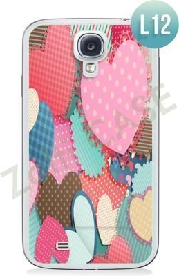 Etui Zolti Ultra Slim Case - Samsung Galaxy S4 - Romantic - Wzór L12