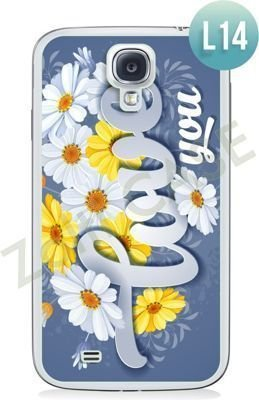 Etui Zolti Ultra Slim Case - Samsung Galaxy S4 - Romantic - Wzór L14