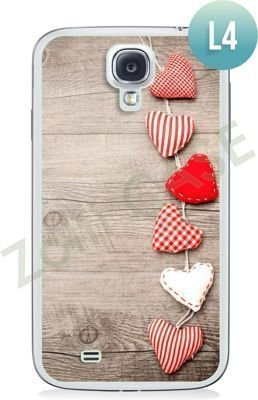 Etui Zolti Ultra Slim Case - Samsung Galaxy S4 - Romantic - Wzór L4