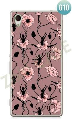 Etui Zolti Ultra Slim Case - Sony Xperia M4 Aqua - Girls Stuff - Wzór G10