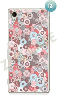 Etui Zolti Ultra Slim Case - Sony Xperia M4 Aqua - Girls Stuff - Wzór G9