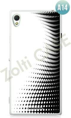 Etui Zolti Ultra Slim Case - Sony Xperia T3 - Abstract - Wzór A14