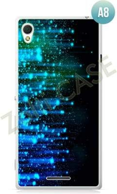 Etui Zolti Ultra Slim Case - Sony Xperia T3 - Abstract - Wzór A8